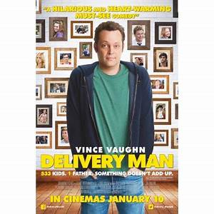 Delivery Man Movie Poster #5 - Internet Movie Poster ...