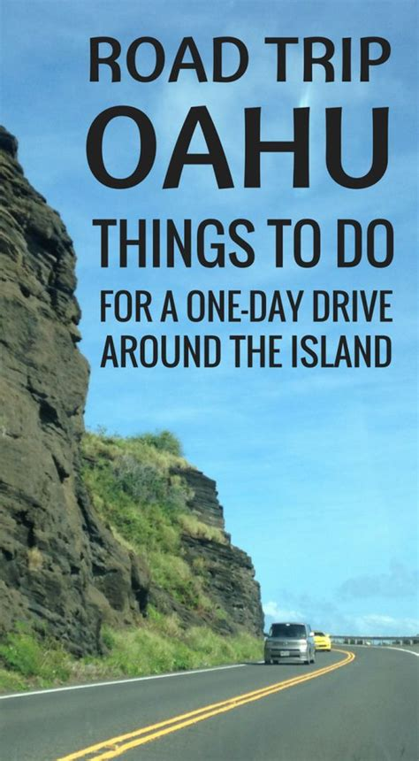 Things To Do On Oahu For Free Road Trip + Selfguided