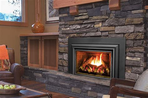 Gas Insert And Installation Central Saanich, Victoria Fireplace Gas Logs Vented Stone Mantels And Surrounds Can You Paint A Rock Suite Decorate Corner Baby Gate Cardboard Fake Dual Room