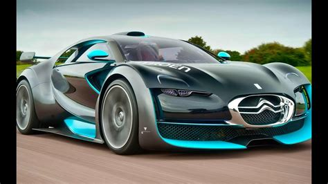 Best Future Concept Cars  Most Amazing Future Rides In