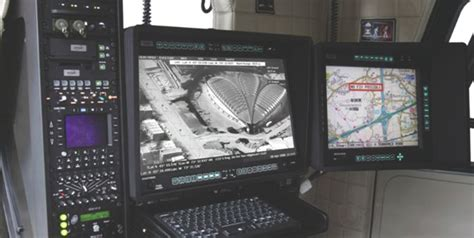 rugged mission displays  surveillance applications