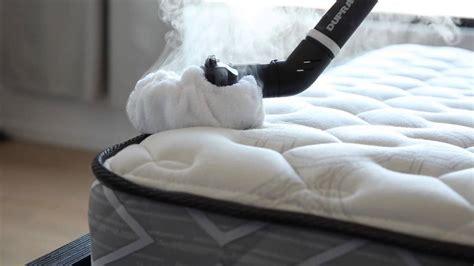 comment nettoyer un matelas avec un nettoyeur vapeur