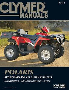 Polaris 400  450  U0026 500 Sportsman Atv  1996