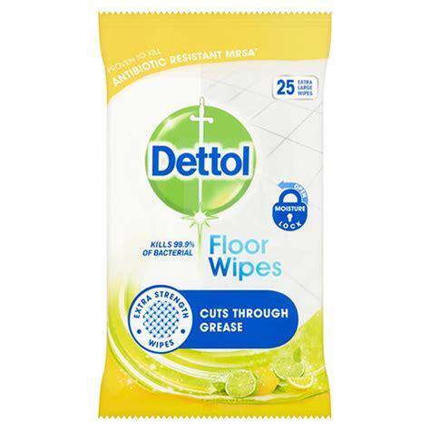 dettol floor wipes citrus  pack
