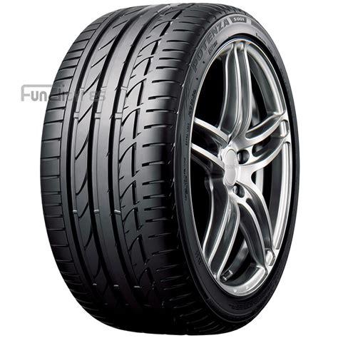 22540r19 Bridgestone Potenza S001 Run Flat 89y