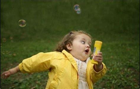 Little Girl Meme - little girl running away blank template imgflip