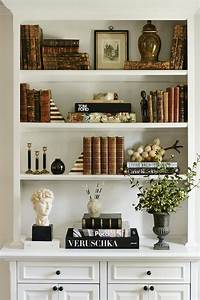 Home decor shelf styling cheetah is the new black for Interior design bookshelf arrangement