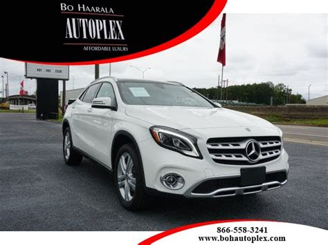 Automated manual drive wheel configuration. 2019 Mercedes-Benz GLA-Class GLA 250 4MATIC AWD for Sale in Hattiesburg, MS - CarGurus