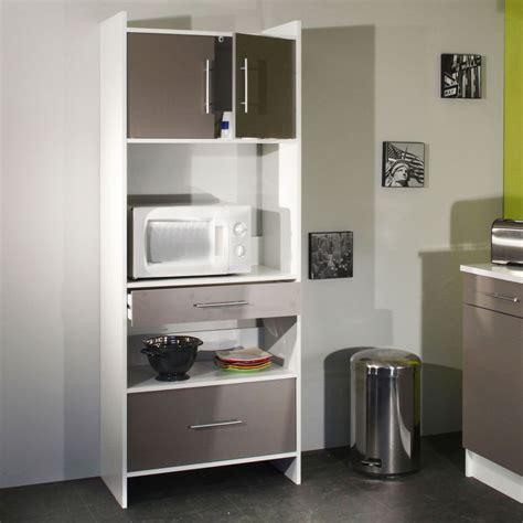 meuble cuisine four et micro onde étourdissant meuble de cuisine pour four et micro onde décoration française