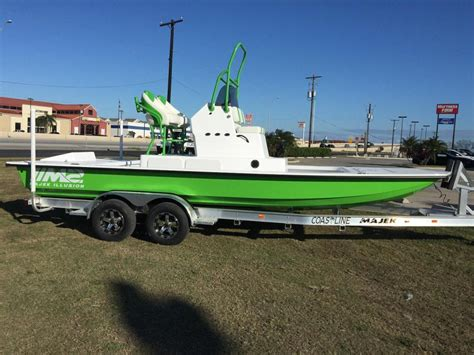 Boats For Sale In San Antonio Texas by Majek Majek M2 Illusion Raised Console Boats For Sale In
