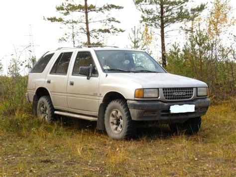 car manuals free online 1993 isuzu amigo transmission control 1993 isuzu rodeo pictures 3200cc gasoline manual for sale