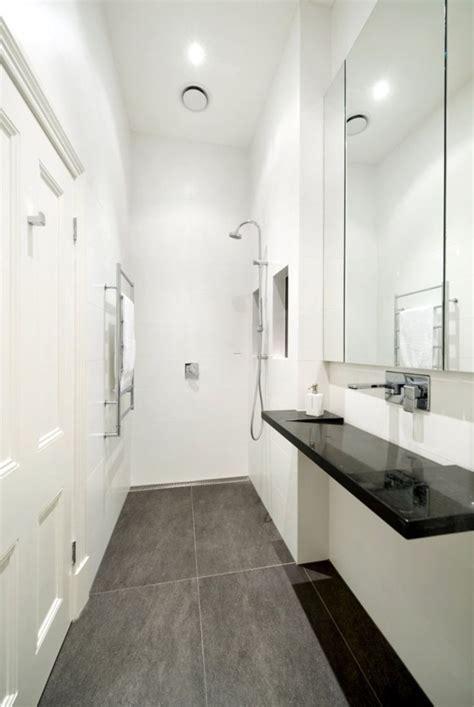 small narrow bathroom layouts  shower tiny modern