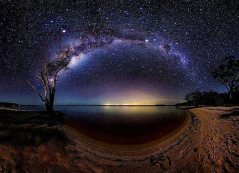 Ceiling Decorating Milky Way Strange Lights The Sky