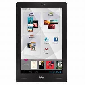 Tablette Senior Fnac : tablette kobo by fnac kobo arc 7 noir 64 go tablette tactile achat prix fnac ~ Melissatoandfro.com Idées de Décoration