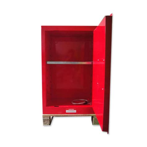 flammable storage cabinet grounding with single door for chemical safety cabinet of ec91115204