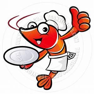 Cartoon Shrimp Clipart - Clipart Suggest