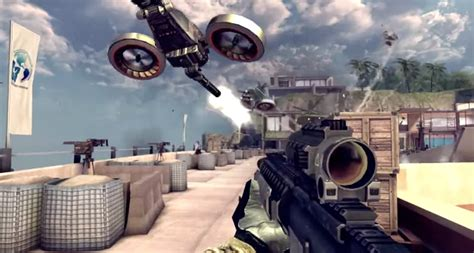 review modern combat 4 zero hour digitally downloaded