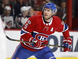 Canadiens U2019 Shea Weber Out Until Mid