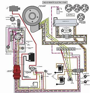 90 Hp Mercury Outboard Wiring Diagram Free Picture
