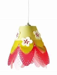 Abat Jour Fille : decoration abat jours fleurs fille vertbaudet acheter ce produit au meilleur prix ~ Teatrodelosmanantiales.com Idées de Décoration