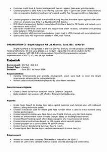 sap abap resume 2 years experience100 sap abap resume 3 With sample resume for sap abap 1 year of experience