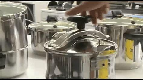 Las 10 reglas para cocinar seguro con una olla a presión