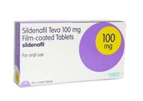 teva sildenafil 100mg tablets erectile dysfunction treatment