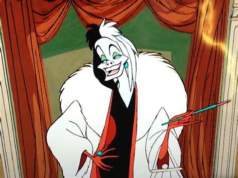 Cruella De Vil Johns Disney Movie Year