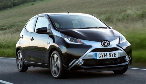 Toyota Cars by Supermini Cars 2014 Toyota Aygo Is Furious With You