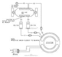 briggs and stratton power products 1800 0 580 323300 3 000 watt craftsman parts diagrams