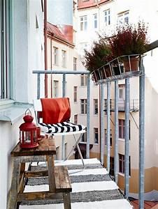 balkongestaltung 50 fantastische beispiele With balkon teppich mit innenputz statt tapete