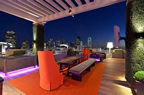 Residence Modern Rooftop Garden Contemporary