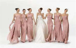 Robe Rose Pale Demoiselle D Honneur : la robe de demoiselle d 39 honneur choisir la meilleur ~ Preciouscoupons.com Idées de Décoration