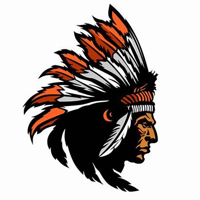 Clipart Indian Chief Headdress Warrior Chiefs Native