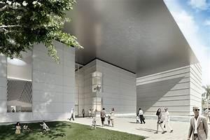 Design Tech Interiors Norton Museum Of Art Architect Magazine
