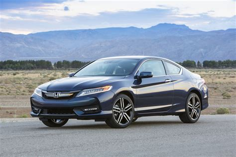 Honda Accord Coupe 2017 Review by 2017 Honda Accord Coupe Touring New Car Reviews