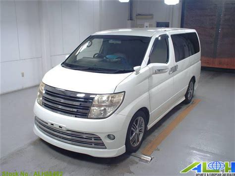 Nissan Elgrand Backgrounds by 2389 Japan Used 2007 Nissan Elgrand Wagon For Sale Auto