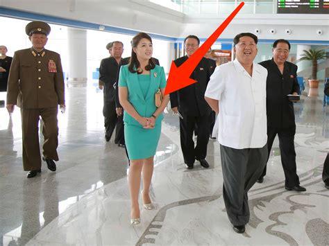 North Korea Kim Jong Un and Wife