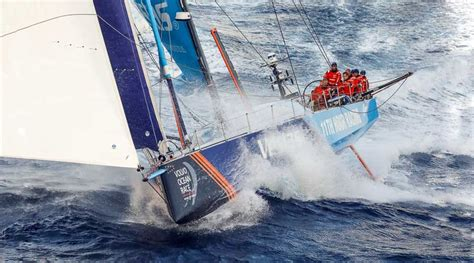 vor   part  volvo ocean race