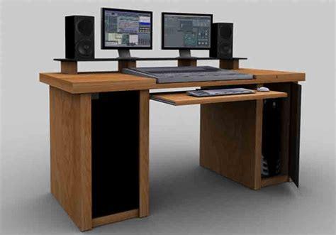 recording studio mixing desk studio furniture av mixing editing desks custom