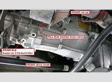 DIY 2006 BMW X5 30i FrontRear Diff, MT, Transfer Case
