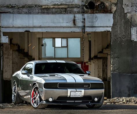 Different Muscle Cars
