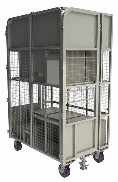 Security Distribution Carts