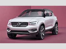 Volvo's new concepts preview the 40series Top Gear