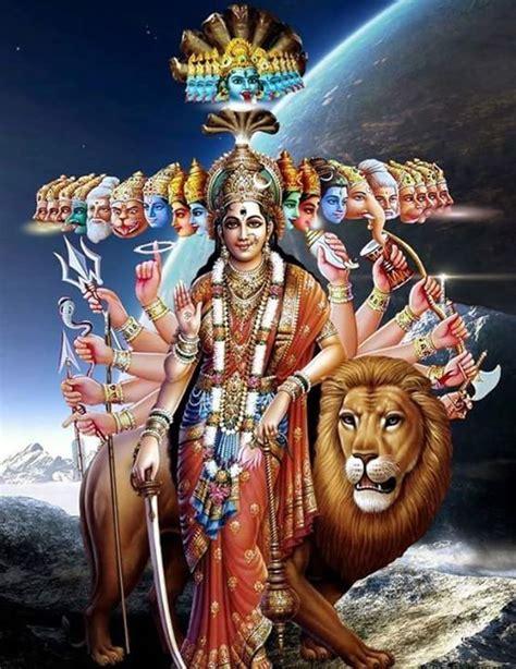 jai adi parashakti mahamaya adishakti s dus mahavidya durga goddesses and hinduism