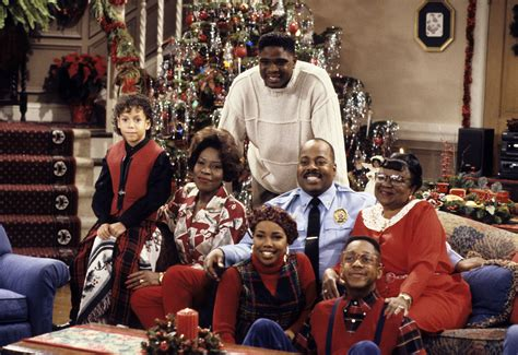 Christmas Episodes From Black Tv Shows Essencecom