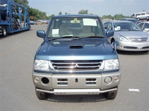 mitsubishi mini 2005 mitsubishi pajero mini for sale