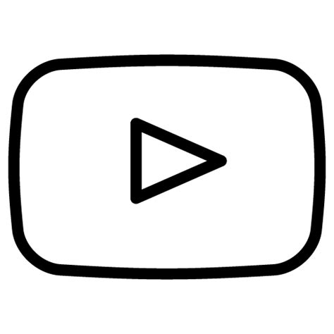 youtube icon coloring coloring pages