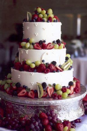 fruit wedding cake ideas  pinterest fruit wedding