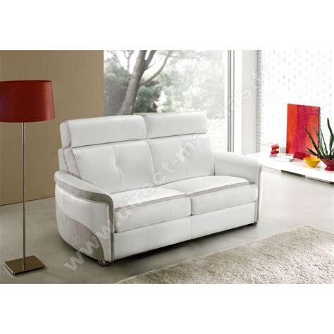 canape convertible cuir blanc canape convertible cuir blanc